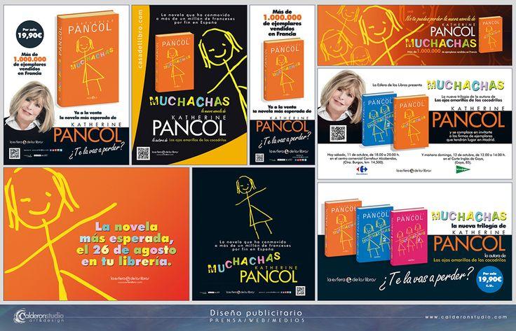 CalderonSTUDIO Portafolio Diseño publicitario Prensa/web/medios 3