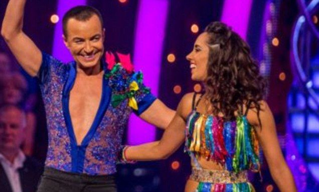 Third time unlucky! Julien Macdonald is finally voted off Strictly Come Dancing after three consecutive weeks in the dance-off