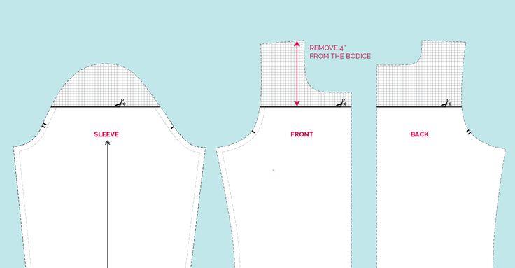 OFF THE SHOULDER NETTIE DRESS TUTORIAL - Closet Case Files