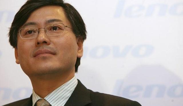 CEO of Lenovo shares his three million dollar bonus with employees