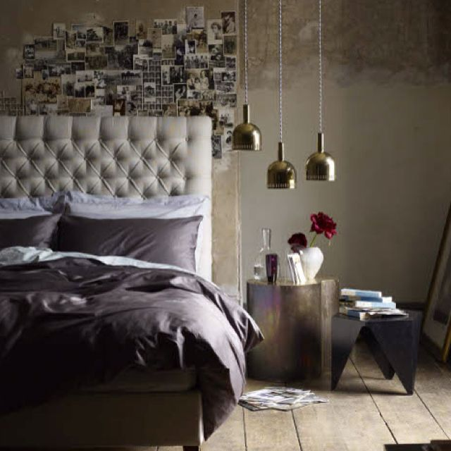 21 Industrial Bedroom Designs Part 78