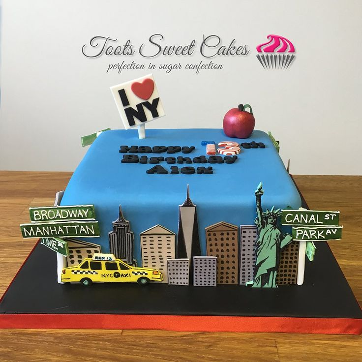 New York Birthday CakeTap The Link And Save up to 40% On Our Massive Sale!!!