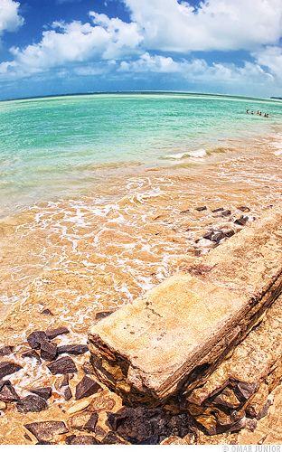 Praia de Peroba - Maragogi/Alagoas, Brazil.