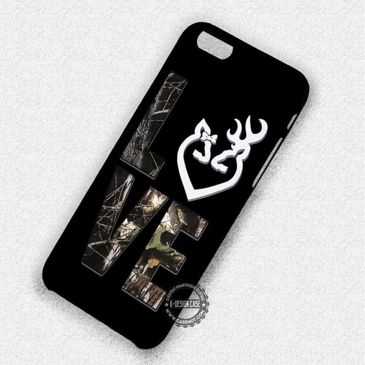 Deer Love Camo Couple - iPhone 7 6S 5S SE 4S Cases & Covers