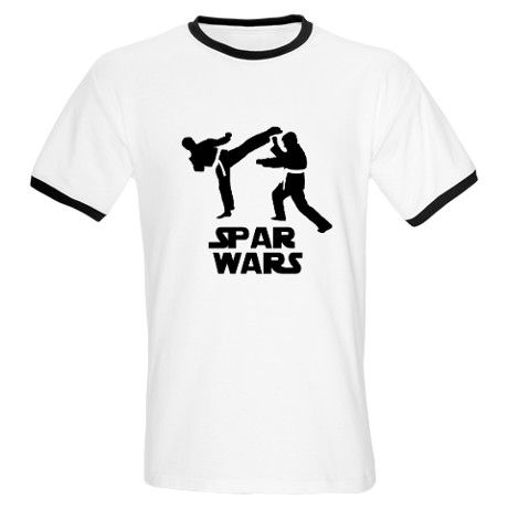 Tae Kwon Do meets Star Wars