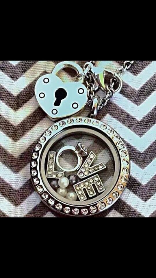 Gorgeous floating lockets that you get to personalize. Shop at www.southhilldesigns.com/chelseadewald