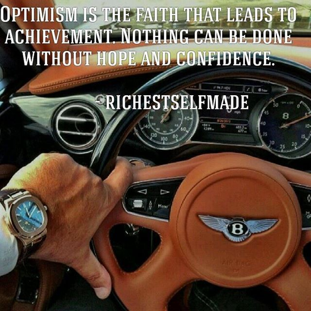 Be optimist guys! New posts on our website (link in the bio). Double tap for more inspiration. ✔Follow @richestselfmade  #motivation #inspiration #entrepreneur #selfmade #startup #billionnaire #millionaire #lifestyle #luxury #successstory #success #dowhatyoulove #bepositive #richestselfmade #likeforlike #dowhatyoulove #followus #follow #instafollow #instainspiration.
