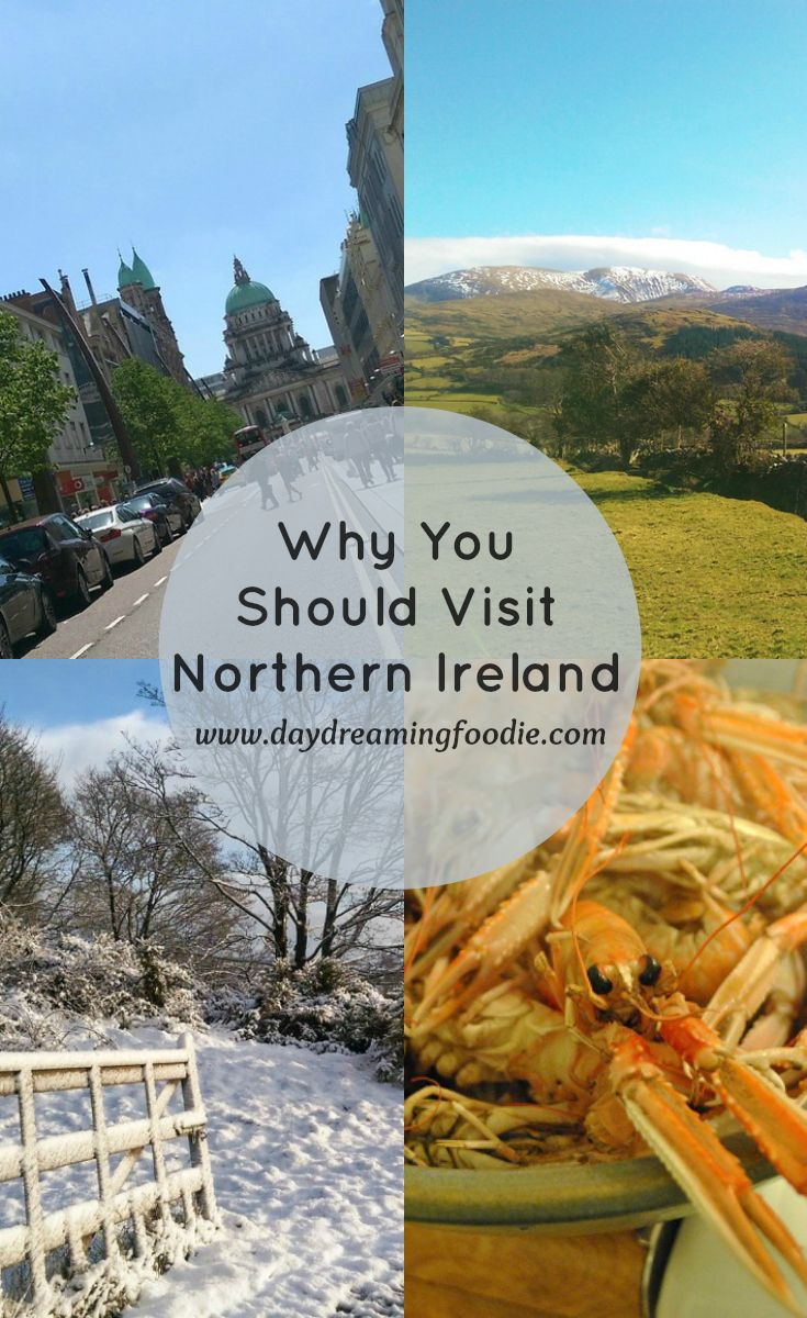 Why should you visit Northern Ireland? Northern Ireland is quickly becoming a tourist destination. Something I never thought I would say when I moved here nearly 18 years ago. It is an easy jump across the Irish sea from the rest of the United Kingdom making it perfect for weekends away. And equally hassle free to tag onto a trip to Europe, if you are travelling from further afield. Check out some of my top spots - and keep an eye out for more to follow! #VisitNI #DiscoverNI