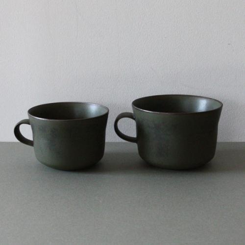 """yumiko iihoshi porcelain """"OXYMORON""""コーヒーマグ"""