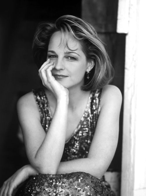 American actress, film director and screenwriter, Helen Hunt