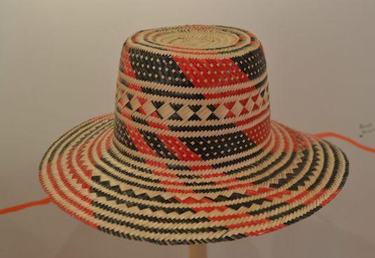 Sombrero wayúu de Palma Mawisa por sólo $ 29.000 pesos en #MambeShop