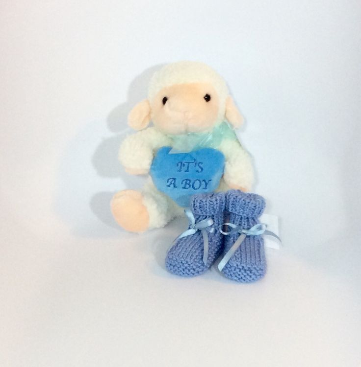 56 best lamb baby shower images on pinterest lamb baby showers its a boy baby lamb and bootie gift set negle Image collections
