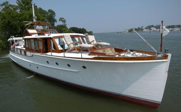 Old Chris Craft Yachts For Sale