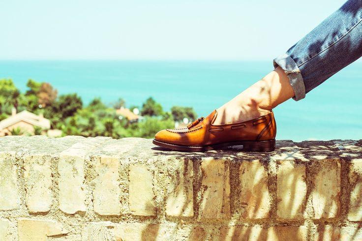 Loafers Elena #franceschetti #franceschettiwoman #franceschettishoes #madeinitaly #ss15