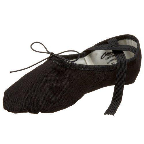TOPSELLER! Capezio Women's 2028 Canvas Juliet Ballet Shoe $8.54