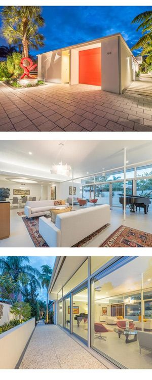 Characteristic Of Sarasota School Architecture The Jewel Box Cooney House Feels Like Living