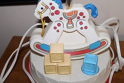 Fisher Price Rocking Horse