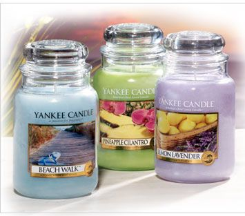more scented candles