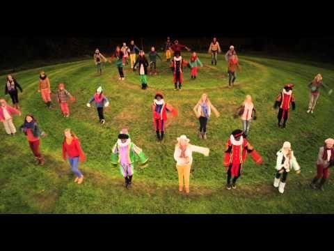 ▶ KATHLEEN - DE SINTERKLAAS POLONAISE (Officiële Videoclip **HD**) - dat wordt het dit jaar!!!