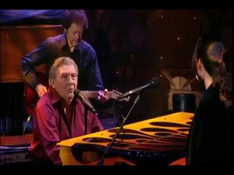 """Jerry Lee Lewis - """"Your Cheatin' Heart"""" with Norah Jones - YouTube"""