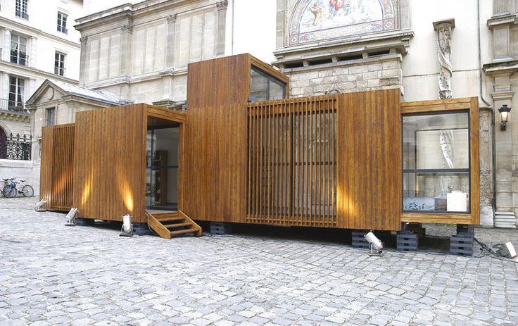 1000 ideas sobre casas prefabricadas madera en pinterest - Opiniones sobre casas prefabricadas ...