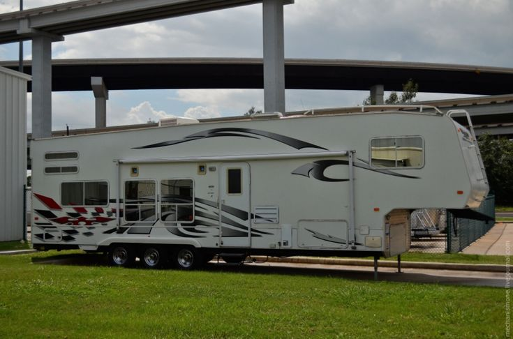 RV или дома на колёсах