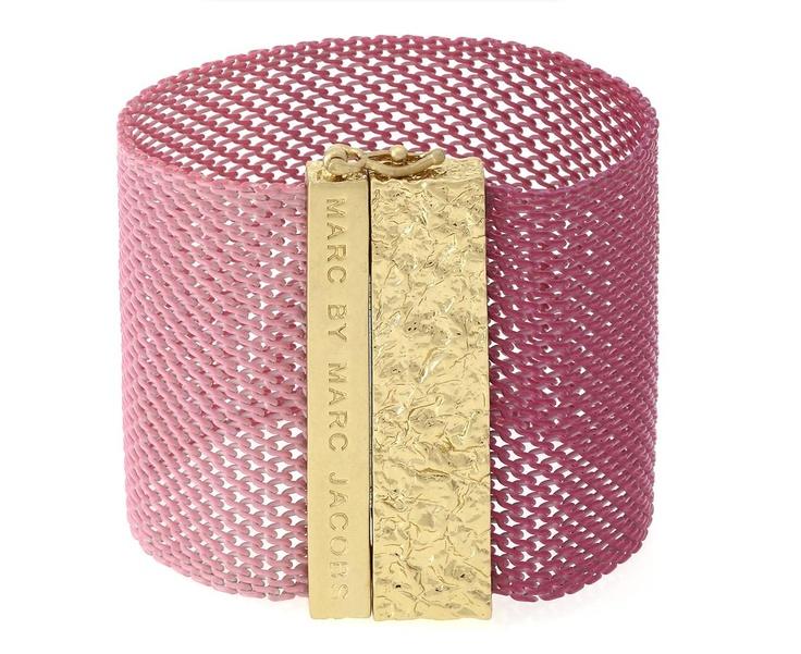 Marc by Marc Jacobs Ombre Mesh Bracelet