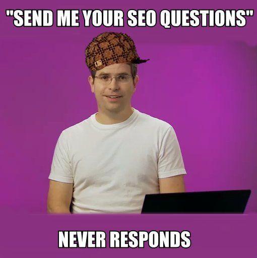 Matt Cutts questions