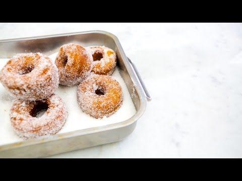 Donuts - recept på himmelska friterade munkar | Matgeek