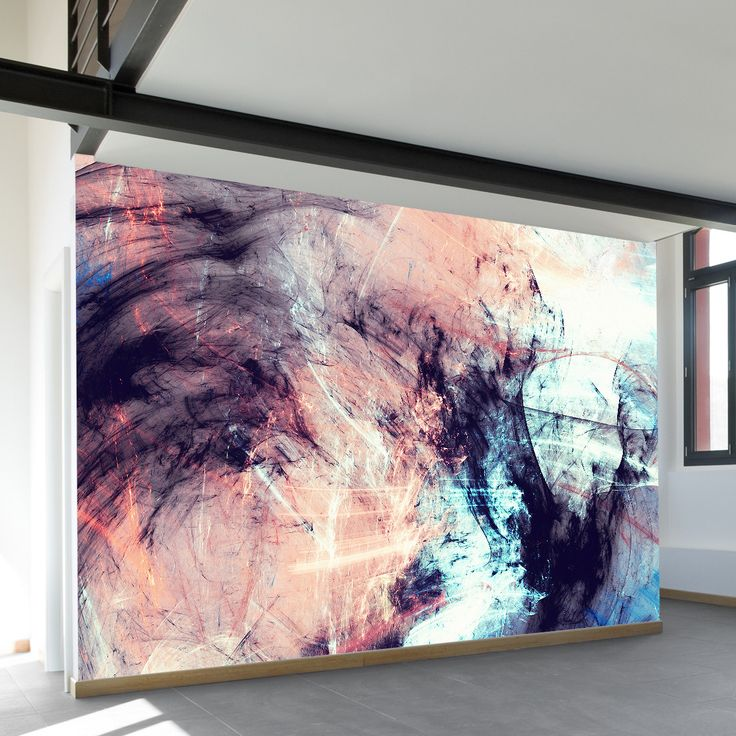 Beautiful Marbled Glow Wall Mural Part 16