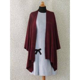 Knitted Cape - Grena