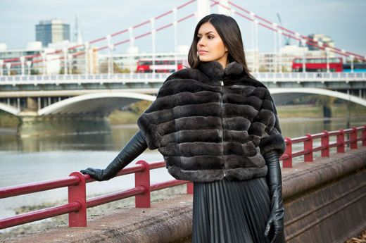 MyMink Real Fur Coats & Designer Mink Fur Coats for Sale in UK and Worldwide