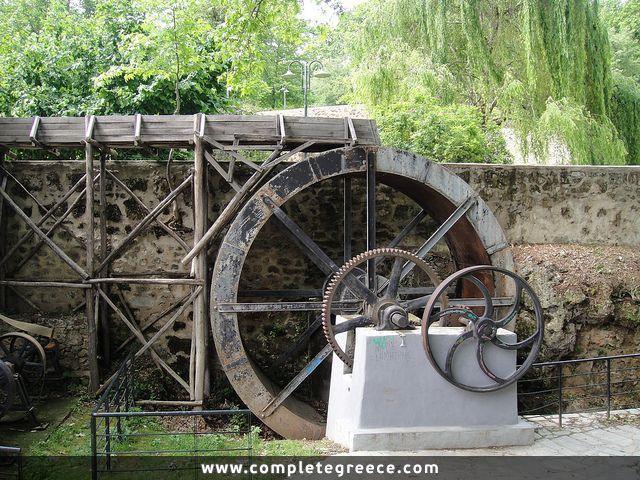 Open Air Water Museum - Edessa - Pella - #Greece