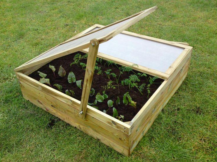 17 meilleures id es propos de carre potager en bois sur for Carre de jardin