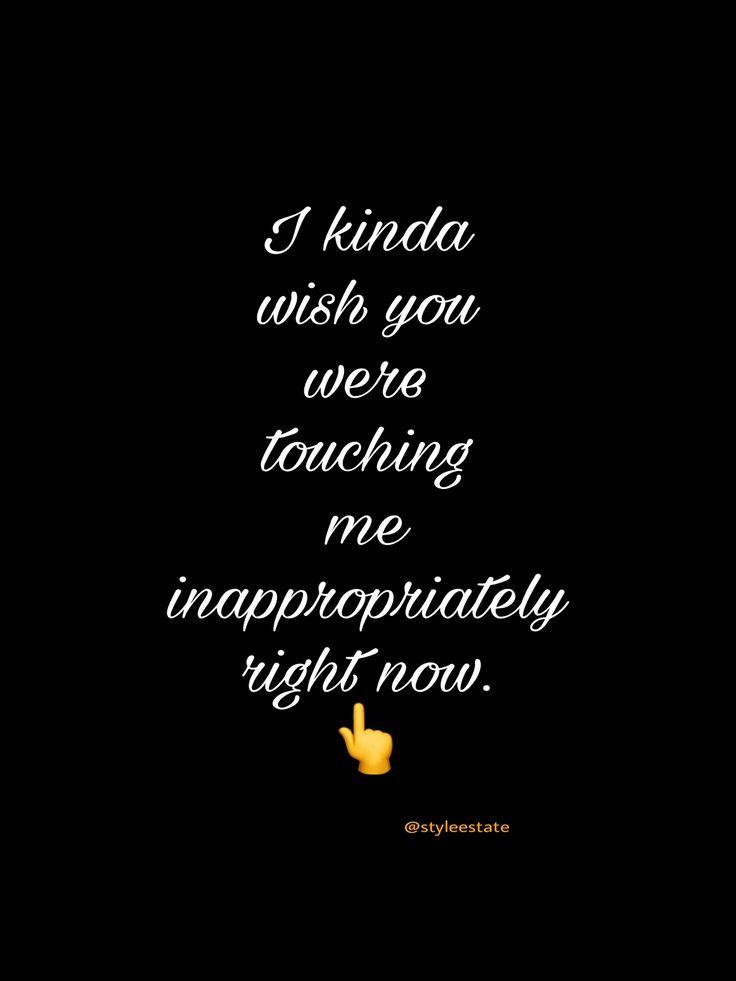 I always do