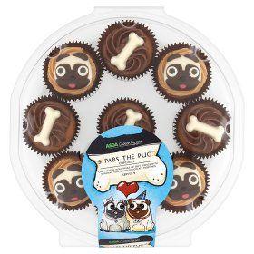 1000 Ideas About Pug Cupcakes On Pinterest Pug Cake