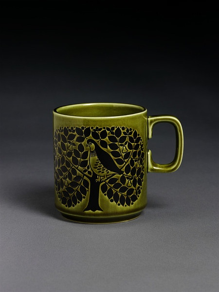 Retro Pottery Net: Hornsea Mugs by John Clappison