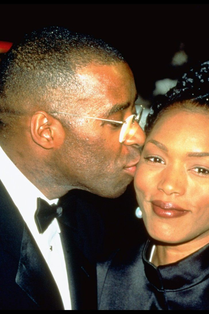 How Drama Played a Role in Angela Bassett and Courtney B. Vance's 20-Year Romance