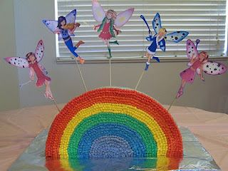 rainbow magic fairies