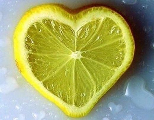 Лимон работает как сжигатель жира только в определенное время!