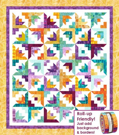 Butterfly Blooms Robert Kaufman Fabrics