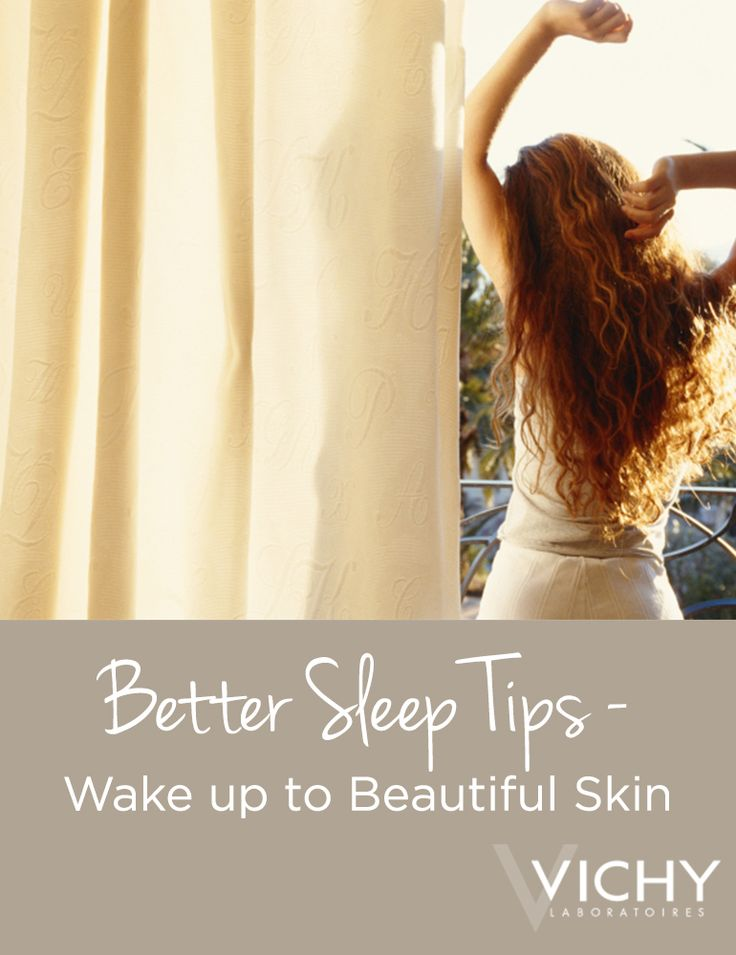 While you sleep, your skin is working to repair itself over night. This makes a…