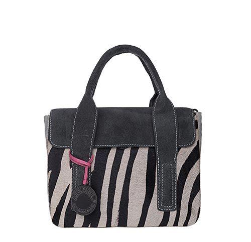 Merel by Frederiek :: City Babe Bag Zebra