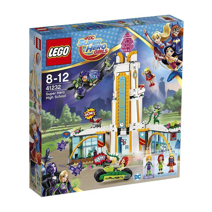 LEGO DC Super Hero Girls - Liceul super eroilor