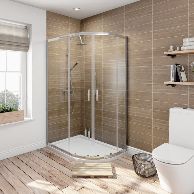 149 Quadrant Shower Enclosure Makes A Stunning Feature In Any Bath Or Shower  Room, With Its Elegant Curved Shape And Sliding Double Doors. The High  Quality ...