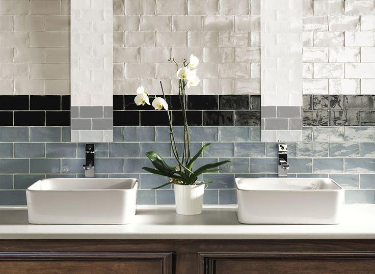 Subway Tiles 18 best handmade subway tiles images on pinterest | bathroom ideas