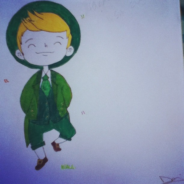 my little leprechaun (: