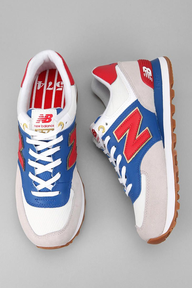 Urban Outfitters - New Balance Olympic Pack 574 Sneaker