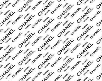 tumbler room decor Chanel teen girl wall art teen by GrafikShop