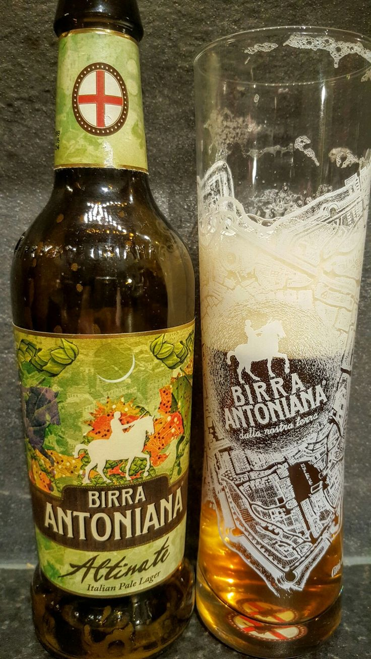 Birra Antoniana Altinate Italian Pale Lager. Watch the video beer review here…